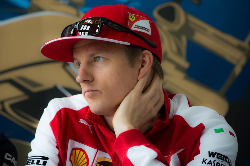 Raikkönen korábban bejelentette, hogy amennyiben nem versenyezhet a Ferrarinál, akkor inkább visszavonul.  Fotó: www.amdala.hu