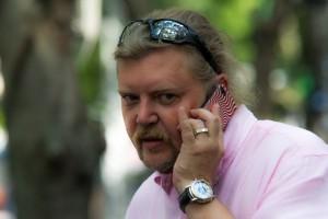 Gerendai Károly főszervező Fotó: www.amdala.hu/Juhász Melinda