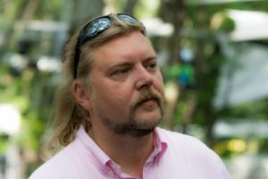 Gerendai Károly főszervező Fotó: Juhász Melinda