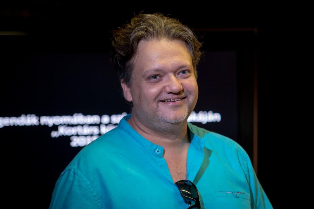 Szabó Zoltán Attila Fotó: Juhász Melinda