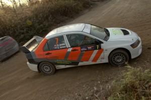 Villáminterjú Várkonyi Szabolcs Rally versenyzővel.   Szilveszter Rally 2015.12.27-29. Hungaroring - Mitsubishi EVO IX. Várkonyi Szabolcs - Várkonyi-Cser Mónika   December 27-29-én veszel részt a Szilveszter Rallyn