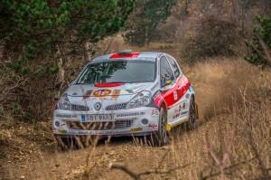 Interjú Juhász Csaba Rally versenyzővel.   Szilveszter Rally 2015.12.27-29.  Hungaroring - Renault Clio R3  Juhász Csaba - Juhász István.   December 27-29-én veszel részt a Szilveszter Rallyn Istvánnal.