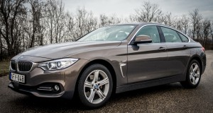 BMW 420d xDrive Gran Coupé