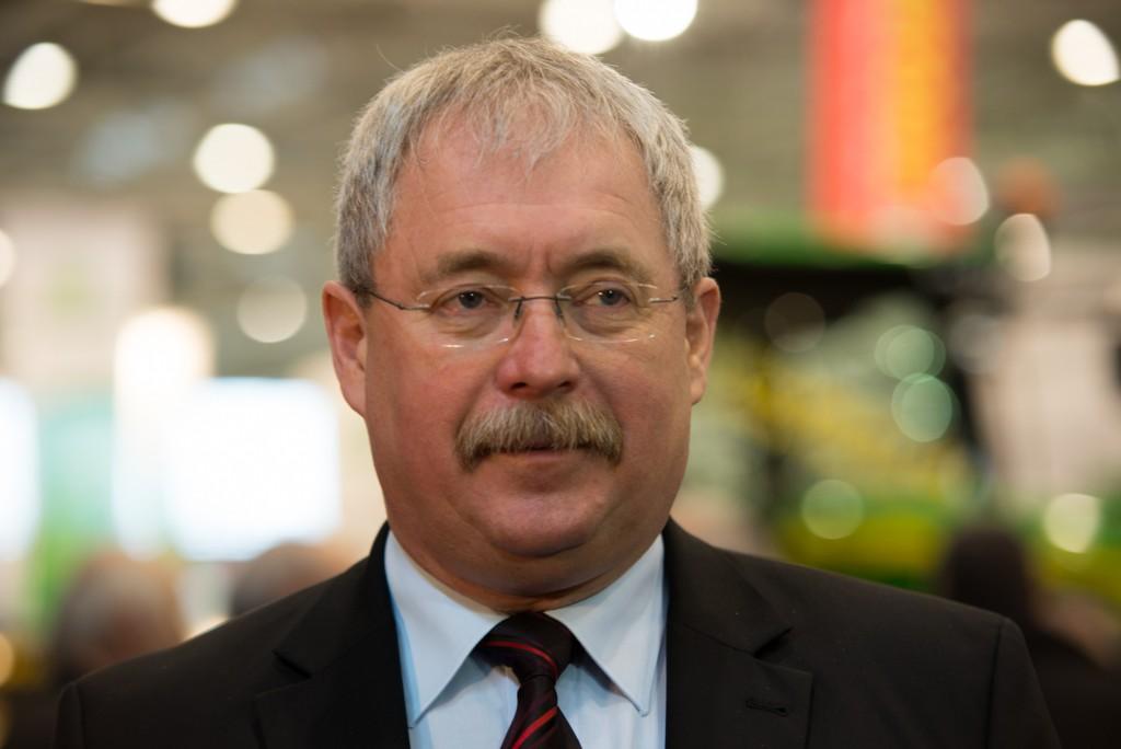 Fazekas Sándor mezőgazdasági miniszter  Fotó: Juhász Melinda