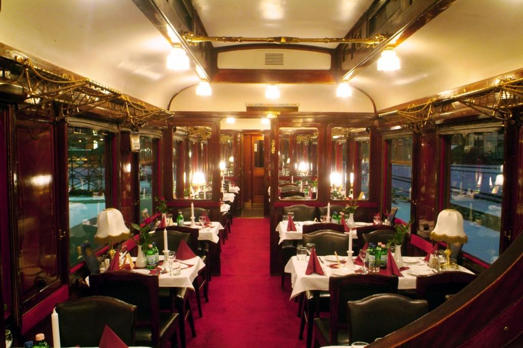 Gyertyafény Expressz_ Orient étkező