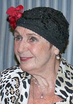 Psota Irén 2007-ben Forrás: Wikipédia