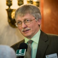 Herjeczki Kornél, a házasság hete mozgalom országos koordinátora, a Harmat Kiadó igazgatója