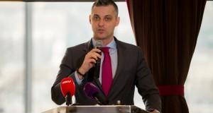 Dr. Faragó Péter, a Magyar Turizmus Zrt. vezérigazgatója  Fotó: Juhász Melinda