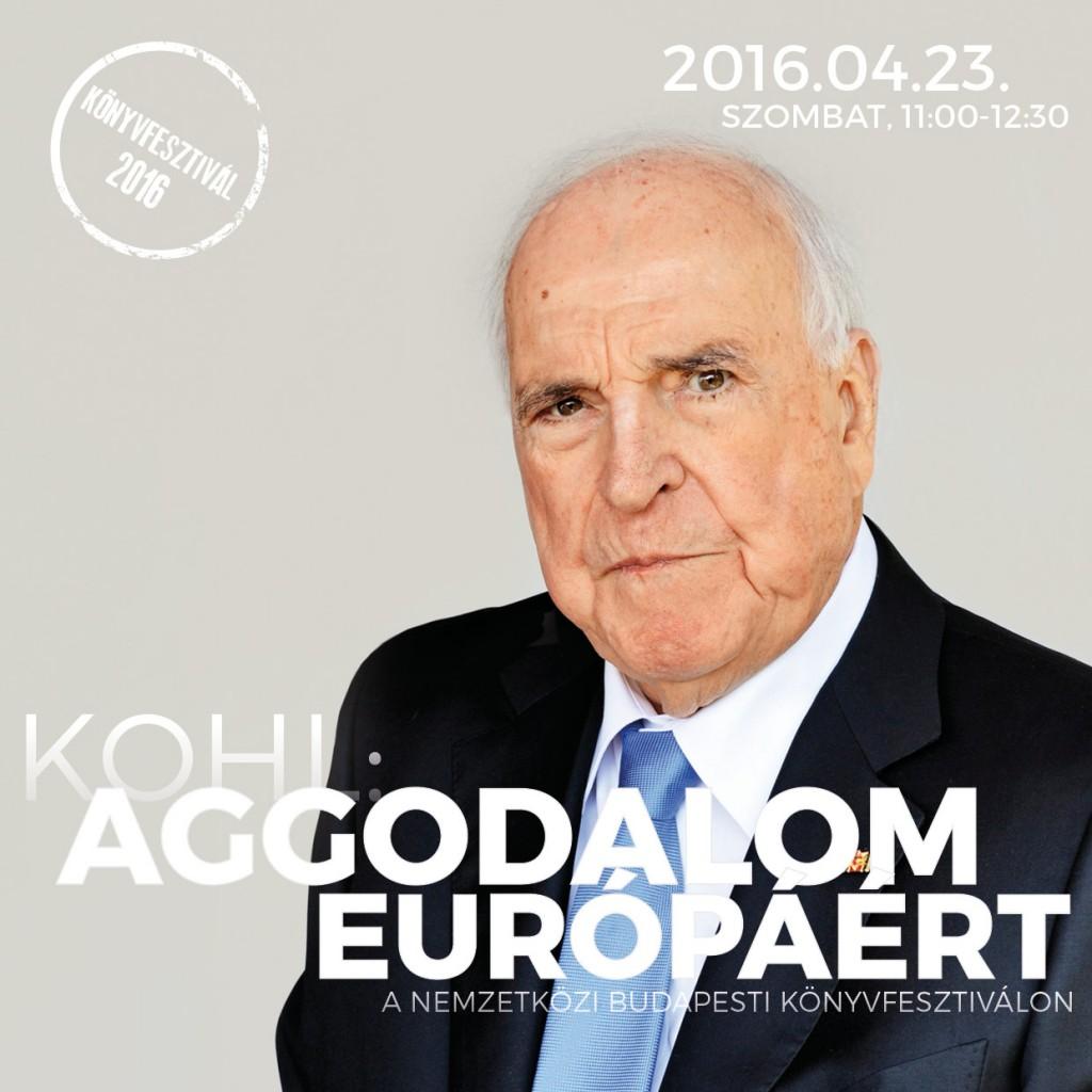 Helmut Kohl_Konyvfesztivalon