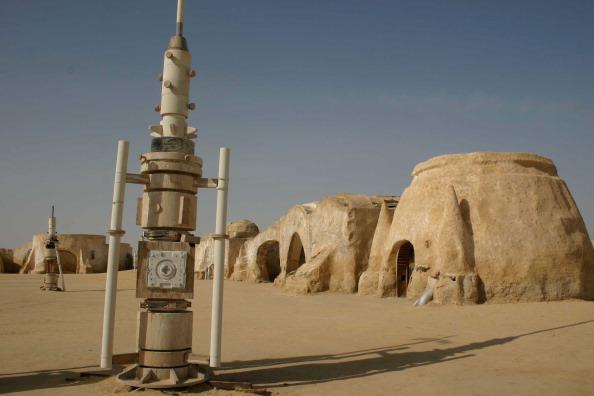 Star Wars movie site, Tunisia