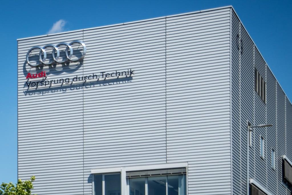 Audi Hungaria Győr Fotó: Juhász Melinda