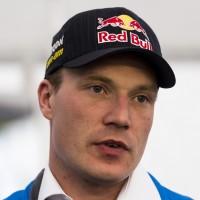 Jari-Matti Latvala, a Volkswagen pilótája