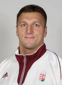 Dr. Kiss Gergely háromszoros olimpiai bajnokunk