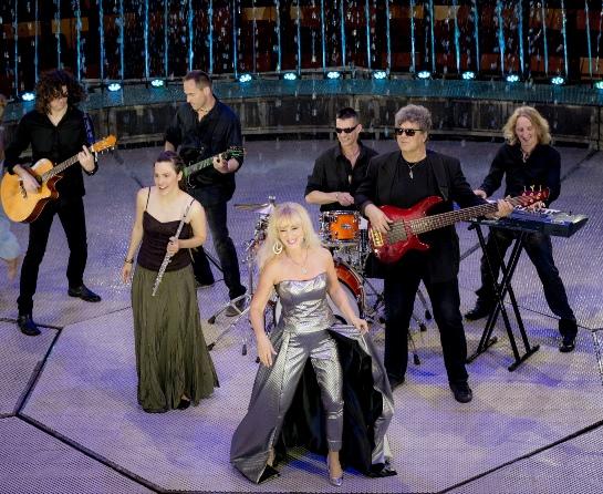 A harmincéves zenekar jubileumi koncertjére készül Fotó: Juhász Melinda