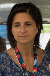 Vető Viktória, a fesztivál sajtófőnöke Fotó: Juhász Melinda