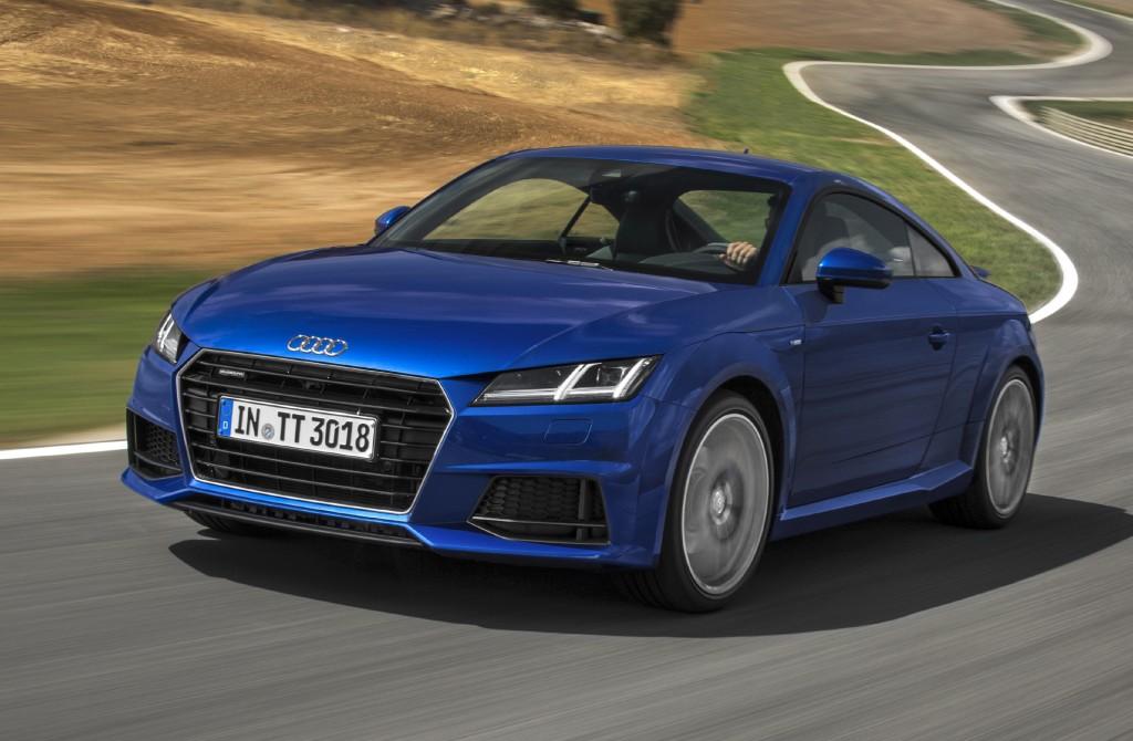 Audi TT 2.0 TDI quattro S tronic