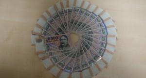 bankjegy
