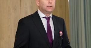 Kránitz László, a Szabad Sajtó Alapítvány kuratóriumának elnöke Fotó: Juhász Melinda