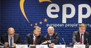 A Miniszterelnöki Sajtóiroda által közreadott képen Andrés Pastrana, a Kereszténydemokrata Internacionálé (CDI) elnöke (j2) és Orbán Viktor kormányfő, a CDI alelnöke (b2) a szervezet brüsszeli vezetőségi ülésén 2017. január 26-án. MTI Fotó: Miniszterelnöki Sajtóiroda / Szecsődi Balázs