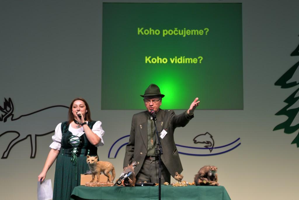 A kiállítás külföldi díszvendége Szlovákia volt Fotó: Juhász Melinda