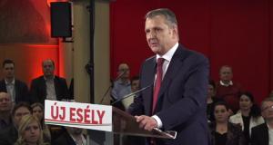 Molnár Gyula, az MSZP elnöke