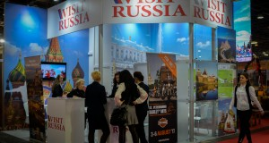 Idén Oroszország volt a kiállítás díszvendége Fotó: Juhász Melinda