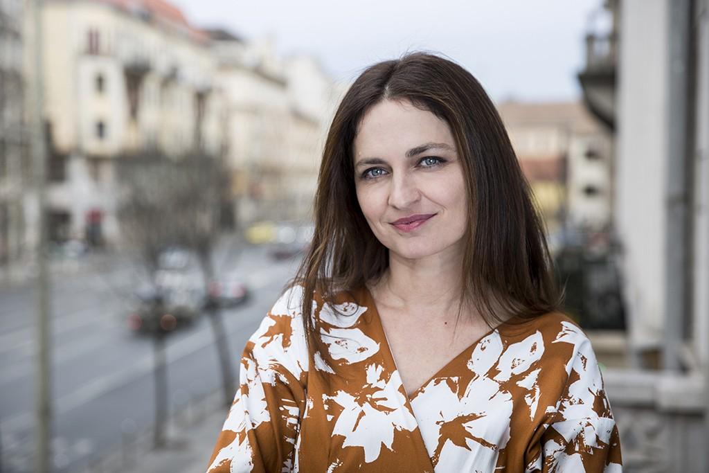 Marozsán Erika 2017.03.03. Fotó: Horváth Pétere Gyula
