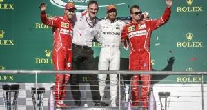 F1 - USA GRAND PRIX - 2017