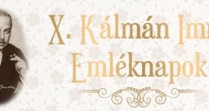 Kálmán Imre Emléknapok fejléc2
