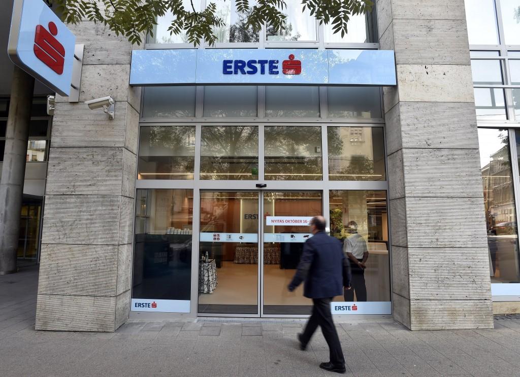 Az Erste új bankfiókja Újbudán 2017. október 11-én. MTI Fotó: Máthé Zoltán
