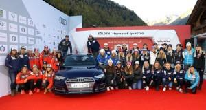 Audi renews partnership with FIS Ski World Cup until 2022