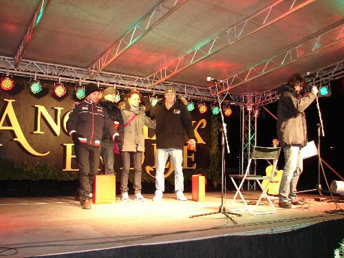 (b-j)Talmácsi Gábor, Boronkay Péter, Kovács Katalin, Tóth Tamás, Dóka Attila Fotó: Juhász Melinda