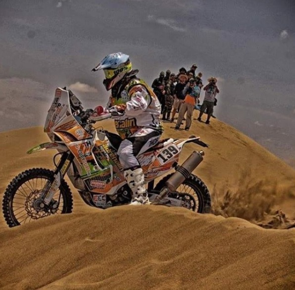 Laller Dakar 2018