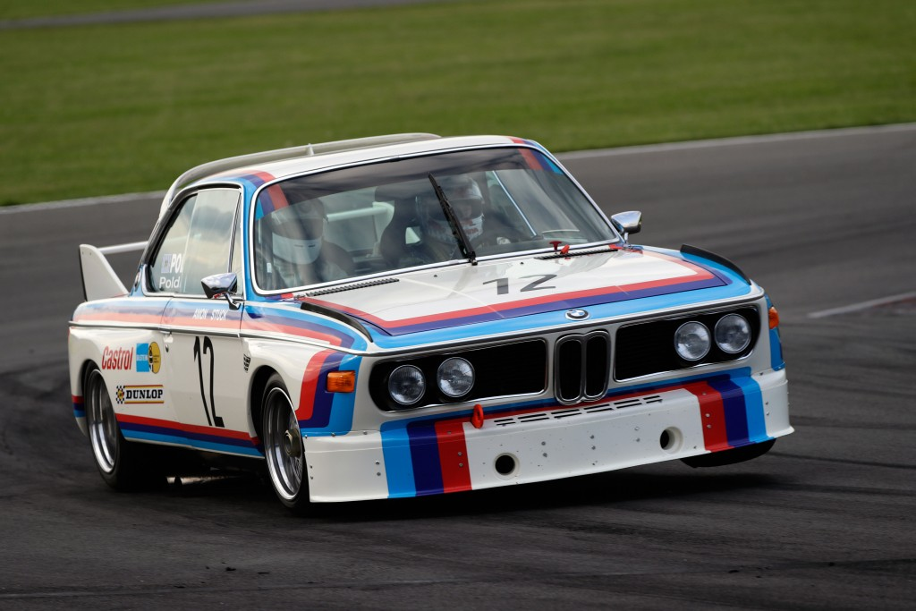 Lausitzring (GER) 20th May 2017. BMW Motorsport, BMW 3.0 CSL Race Taxi.