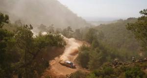 MOTORSPORT/WRC TURKEY 2008