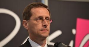 Varga Mihály pénzügyminiszter Fotó: Juhász Melinda