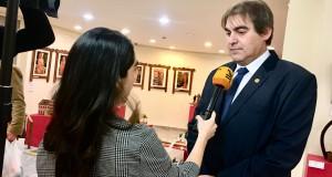 Németh László, az Ipartestületek Országos Szövetsége (IPOSZ) elnöke Fotó: Juhász Melinda
