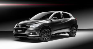 Honda announces new HR-V Sport with 1.5 VTEC TURBO engine