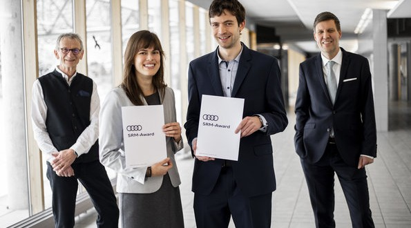 Future solutions for resource management:  Audi Environmental Fo