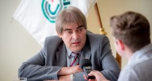 Németh László, az IPOSZ elnöke Fotó: Juhász Melinda