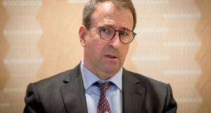 Zolnai György, a bank vezérigazgatója