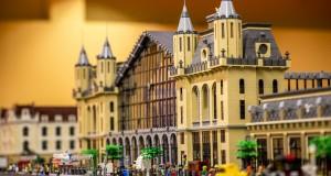 Lego Nyugati pályaudvar