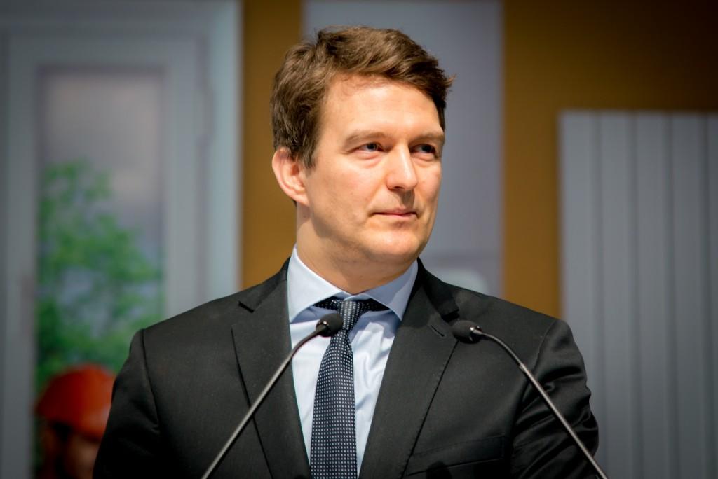 György László, az Innovációs és Technológiai Minisztérium Fotó: Juhász Melinda