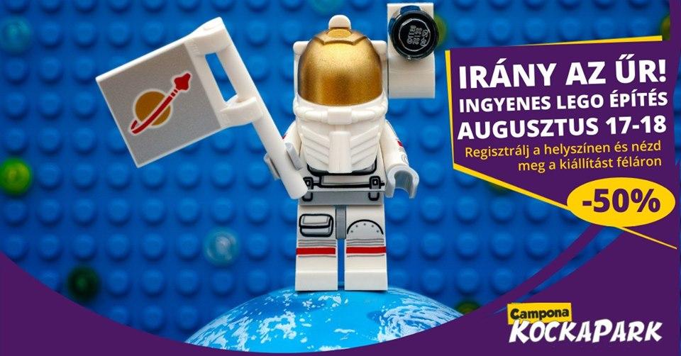 Irány a LEGO® űr!