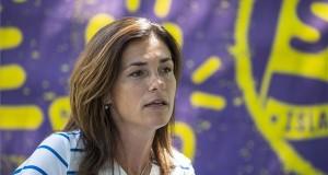 Varga Judit igazságügyi miniszter előadást tart Az EU és a Facebook-társadalom - kihívások és megoldások? címmel a 27. Sziget fesztiválon 2019. augusztus 11-én. MTI/Mónus Márton