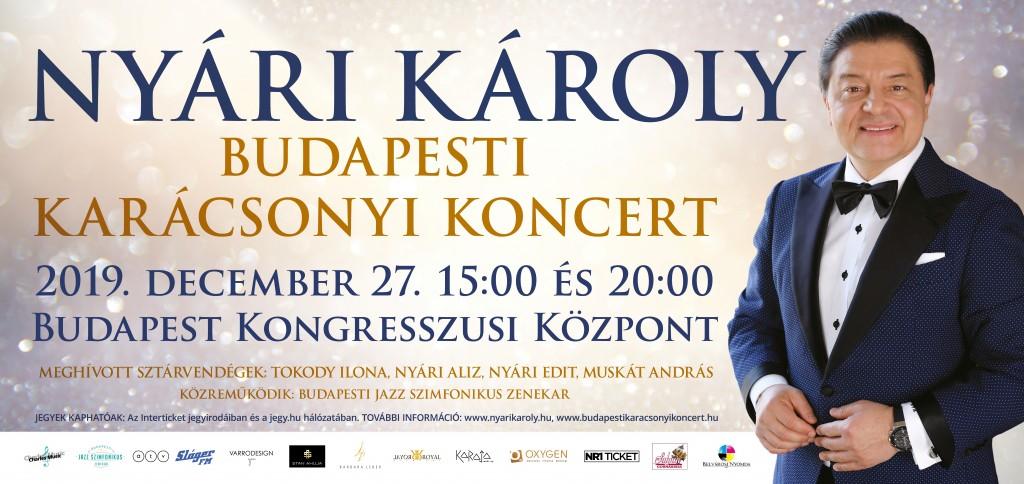Nyári Károly - Budapesti Karácsonyi Koncert