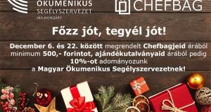 Chefbag - Magyar Ökumenikus Segélyszervezet