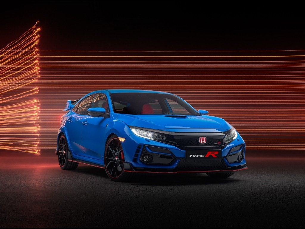 HONDA TEASES UPDATED CIVIC TYPE R AT 2020 TOKYO AUTO SALON