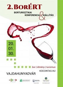 2. BORÉRT Borturisztikai konferencia, kiállítás és vásár