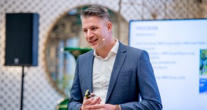 Salgó András vállalati kommunikációs igazgató Fotó: Juhász Melinda